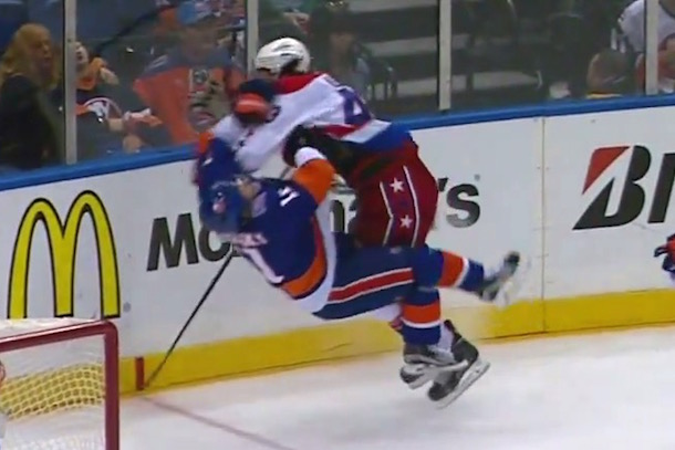 tom-wilson-hit-on-lubomir-visnovsky